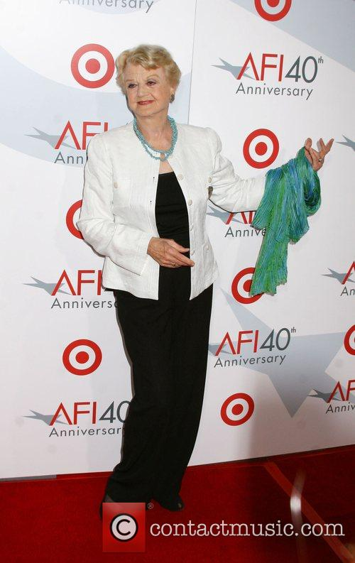Angela Lansbury AFI's 40th Anniversary Celebration - Arrivals held...