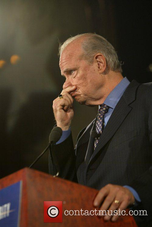 Presidential candidate Fred Thompson AFP Americans for Prosperity...
