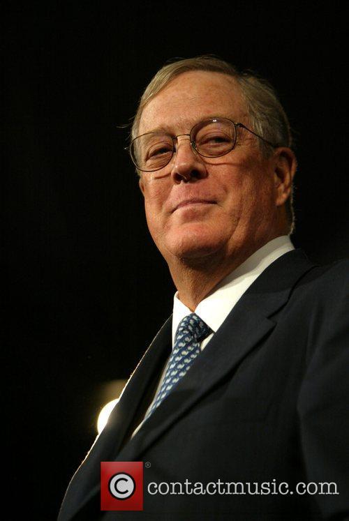 David Koch, Koch Industries AFP Americans for Prosperity...