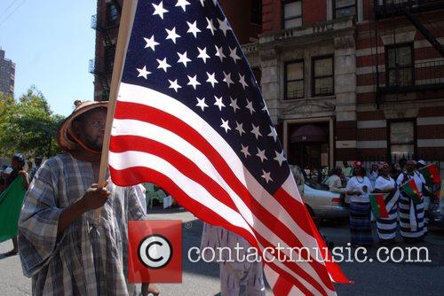 1st Annual African Day Parade in Harlem