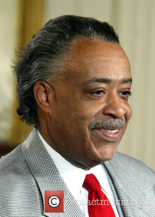 Reverend Al Sharpton The President and his family...