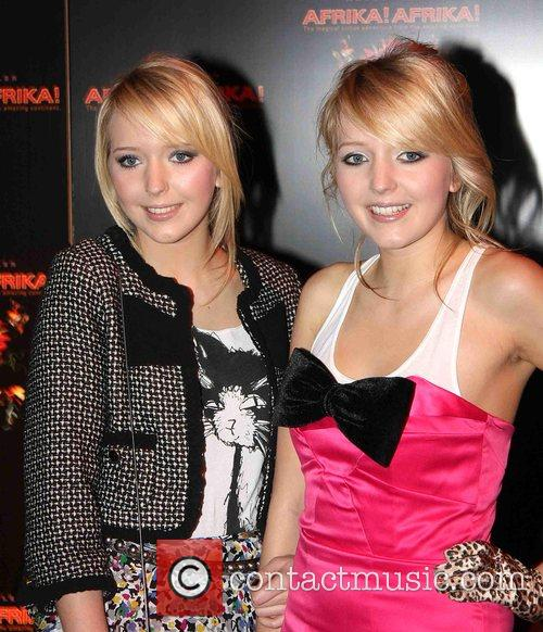 Samantha Marchant and Amanda Marchant 5