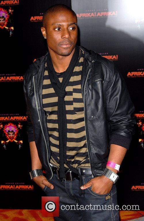 Leo Ihenacho Premiere of 'Afrika! Afrika!' at O2...