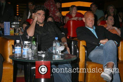 Mark Philippoussis and Murphy Jensen