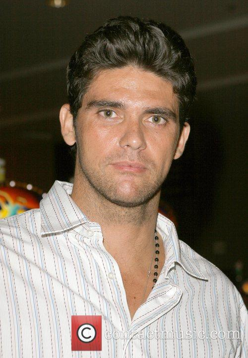 Mark Philippoussis  Weekly Viewing Party for NBC's...