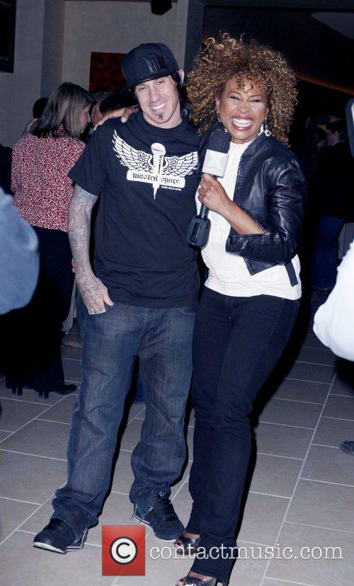 Carey Hart and Tanika Ray 4