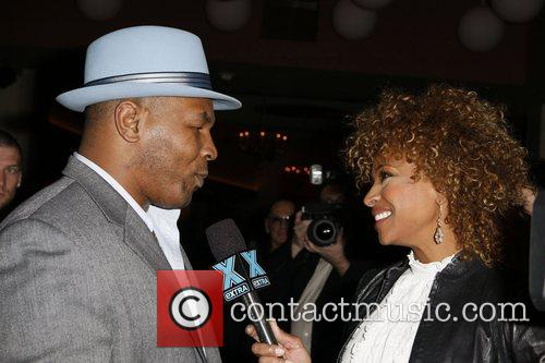 Mike Tyson and Tanika Ray 2