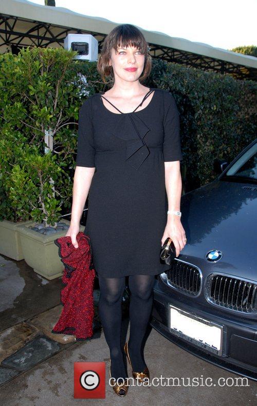 Milla Jovovich 8