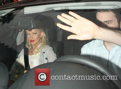Christina Aguilera and Jordan 13
