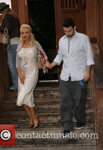 Christina Aguilera and Jordan 11