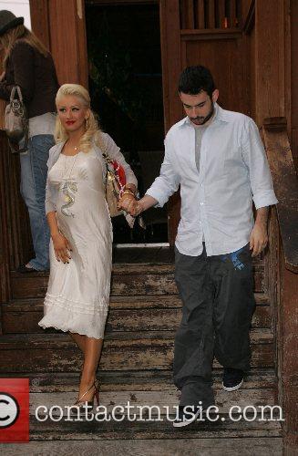 Christina Aguilera and Jordan 12