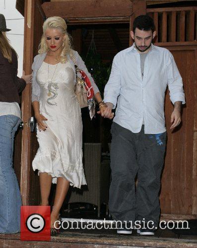 Christina Aguilera, Jordan