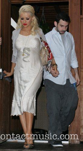 Christina Aguilera and Jordan 5