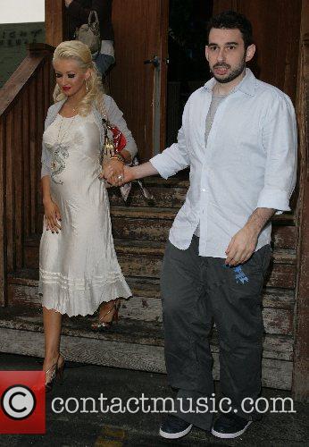 Christina Aguilera and Jordan 6