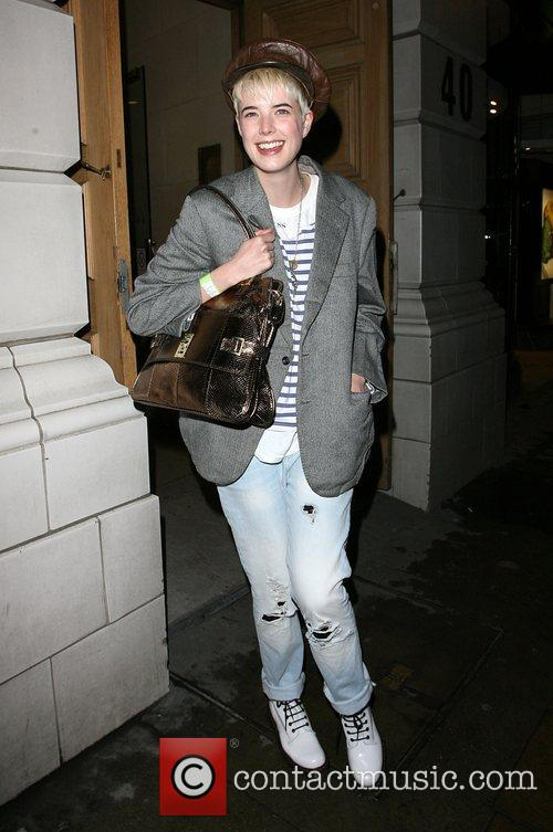 agyness deyn at mulberry space presents: gethin moller unfolded   private view 1790442