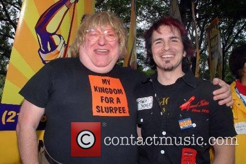 Bruce Vilanch and Hal Sparks  22nd Annual...
