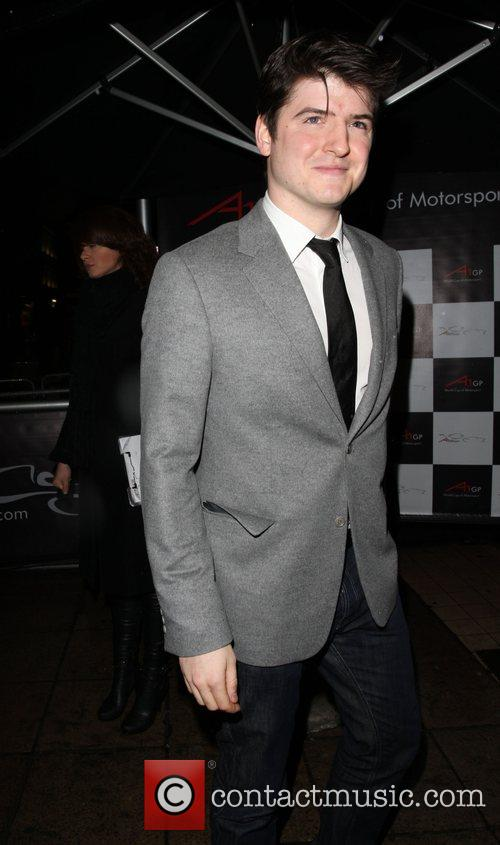 James Alexandrou AIGP Ignition party held at Movida...