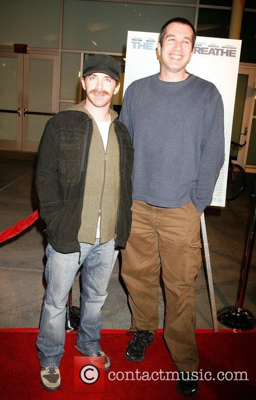 Seth Green and Matthew Senreich  LA premiere...