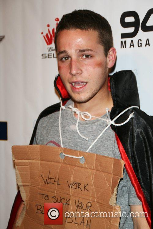 Shawn Pyfrom Air Party's 4th annual 'Halloween celebrity...