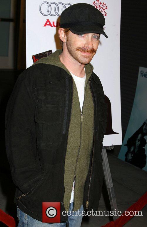 Seth Green LA premiere of 'The Air I...