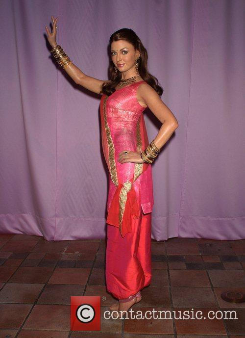 Aishwarya Rai The Bollywood star has her waxwork...
