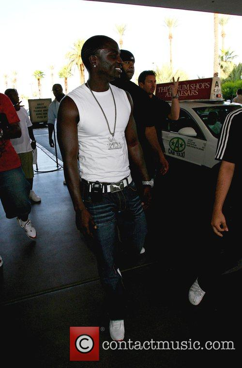 Akon and Las Vegas 6
