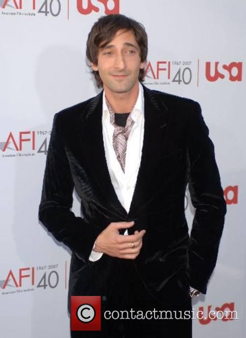 Adrian Brody 35th AFI Life Achievement Award held...
