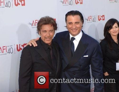 Al Pacino and Andy Garcia 35th AFI Life...