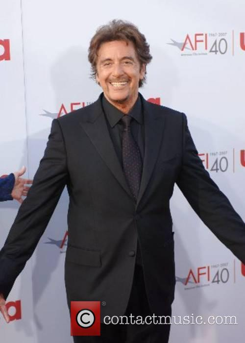 Al Pacino 35th AFI Life Achievement Award held...