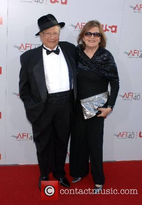 Alan Rich and Elaine Rich 35th AFI Life...