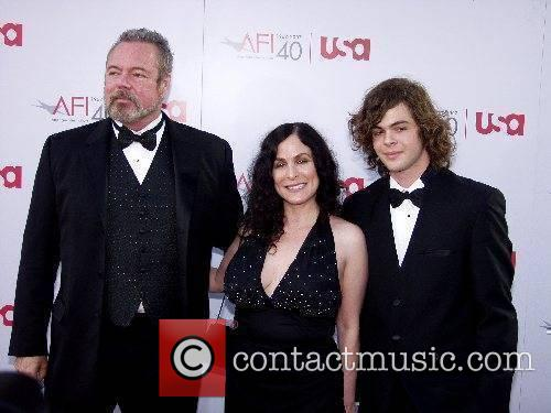 Roberta Pacino and family 35th AFI Life Achievement...