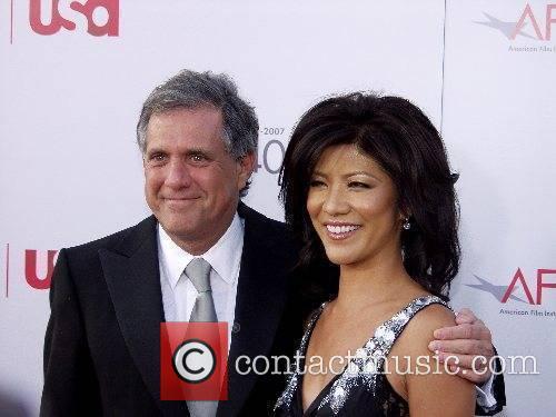 Les Moonves and Julie Chen 35th AFI Life...