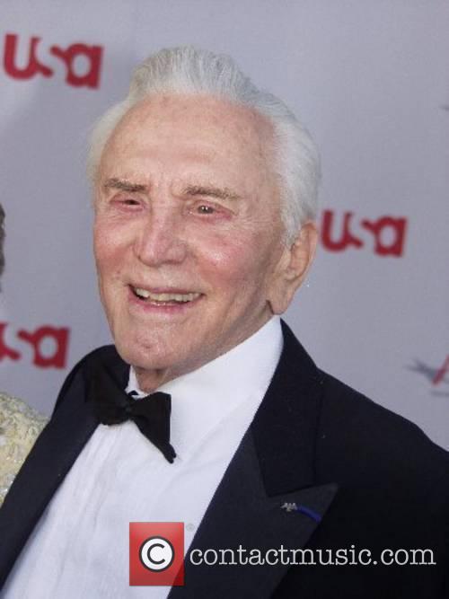 Kirk Douglas 35th AFI Life Achievement Award held...