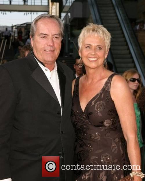 Powers Boothe & Wife 4