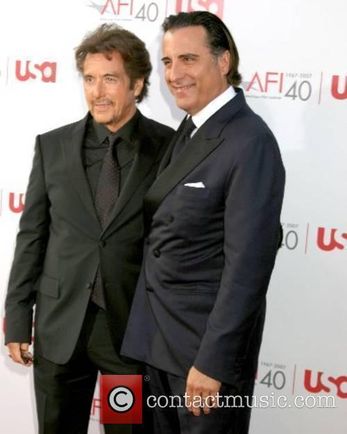 Al Pacino & Andy Garcia 35th AFI Life...