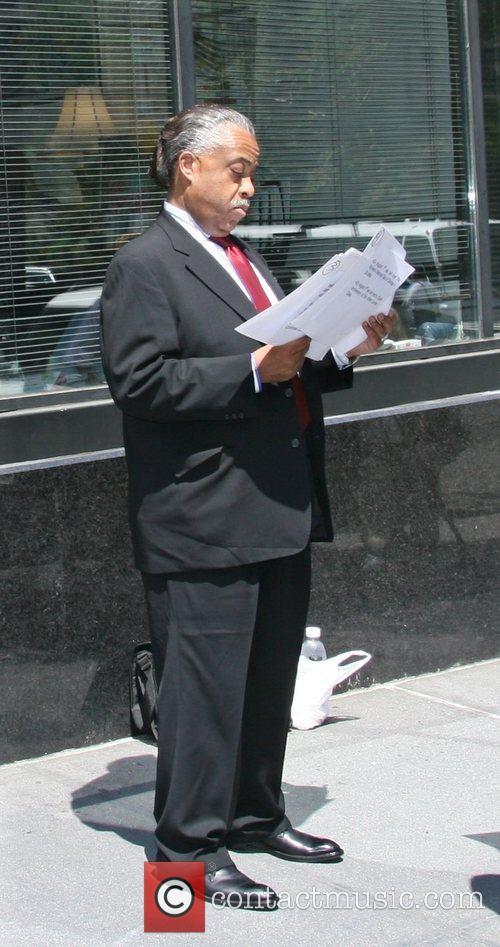 Rev. Al Sharpton, ABC