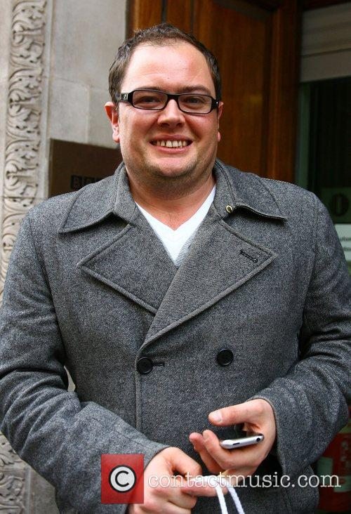 Alan Carr  leaves Radio One after promoting...