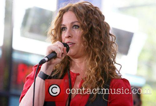 Alanis Morissette performs live on NBC's 'The Today...