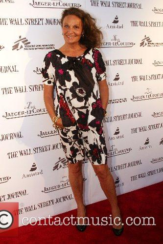 Diane von Furstenberg Launching of Alek Wek's new...