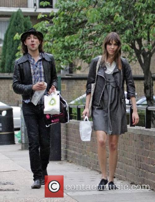 Alex Zane and Alexa Chung return to their...