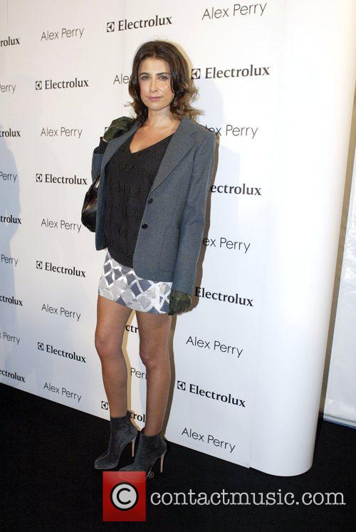 Jodhi Meares Alex Perry Spring/Summer 2008/09 Collection -...