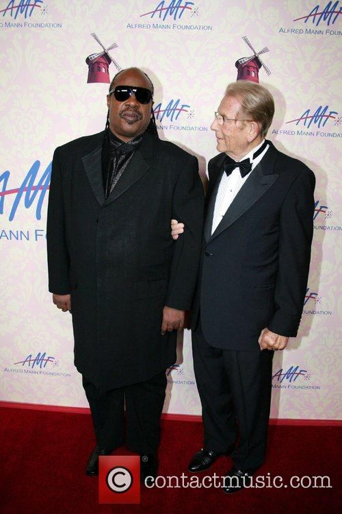 Stevie Wonder and Alfred Mann 8