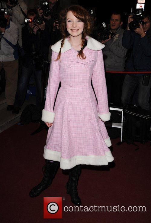 Dakota Blue Richards Awards Of The London Film...