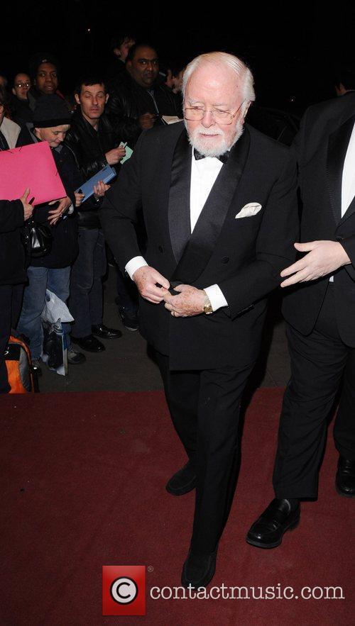Richard Attenborough Awards Of The London Film Critics'...