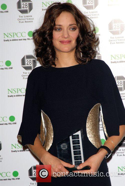 Awards Of The London Film Critics' Circle at...