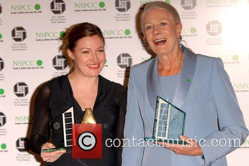 Vanessa Redgrave & Kelly McDonald Awards Of The...