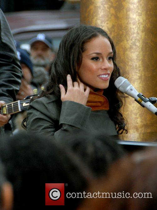 Alicia Keys, ABC