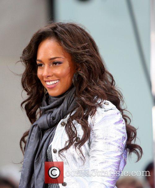 Alicia Keys 40