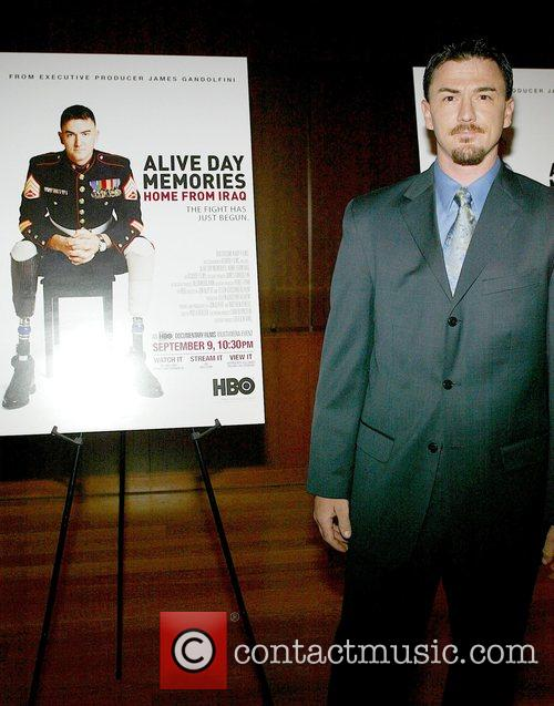 Sergeant John Jones US Marines The Premiere of...