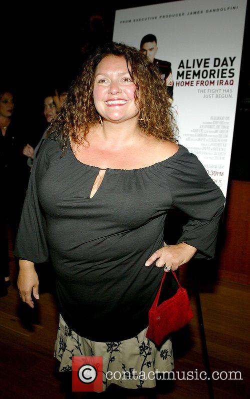 Aida Turturro and Hbo 1